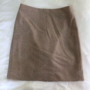 J. Crew Pencil Skirt (petite)